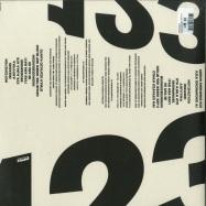 Back View : Chris Korda - AKOKO AJEJI (2X12 INCH LP) - Perlon / Perlon123LP