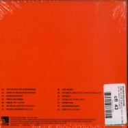 Back View : Oliver Koletzki - FIRE IN THE JUNGLE (CD + 16 TRACK DL CODE) - Stil Vor Talent / SVT263CD