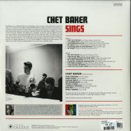 Back View : Chet Baker - IN NEW YORK (180G LP) - Jazz Images / 1019108EL2