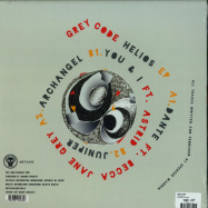 Back View : Grey Code - HELIOS EP - Metalheadz / Meta083 / META83