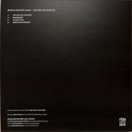 Back View : SHDW & Obscure Shape - DER WEG DES KRIEGERS EP (LTD CLEAR ORANGE BLACK MARBLED VINYL) - From Another Mind / FAM007