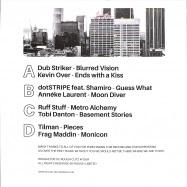 Back View : Various Artists - ROUGH CUTZ #FOUR (2X12 / VINYL ONLY) - Rough Limited / ROUGHLTD010