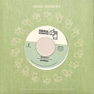 Back View : Afrodisia - SUGAR FREE / MALCOLM X (7 INCH) - Cordial / CORD7020
