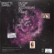 Back View : Brigitte Barbu - MUZAK POUR ASCENCEURS EN PANNE (LP+MP3) - Circus Company / CCS112