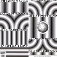 Back View : Johannes Volk - EXTRA DIMENSIONS - Running Back / RB093