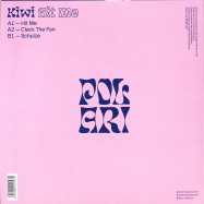 Back View : Kiwi - HIT ME - Polari Records / POL001