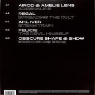 Back View : Various Artists - EXHALE VA001 (PART 1) - EXHALE / EXH001A