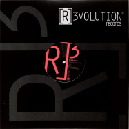 Back View : Various Artists - THOSE WHO DARE EP VOL. 3 - R3volution Records / R3V006