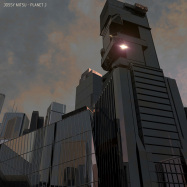 Back View : Jossy Mitsu - PLANET J - Astral Black / AST036