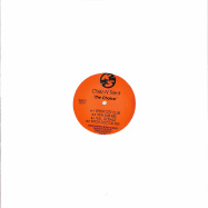 Back View : ChezN Trent (Chez Damier Ron Trent) - THE CHOICE (TRANSPARENT ORANGE VINYL) - KMS / KMS051ORANGE