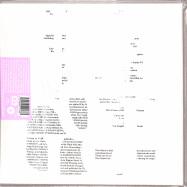 Back View : BadBadNotGood - TALK MEMORY (LTD WHITE 2LP) - XL Recordings / XL1176LPE / 05212071