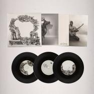 Back View : Yves Tumor - THE ASYMPTOTICAL WORLD EP (LTD 3X7 BOXSET + MP3) - Warp Records / 7wap457x