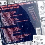 KITSUNE MAISON COMPILATION 10 - THE FIREWORKS ISSUE (2CD)
