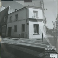 Back View : David K ft. Opium - SOMEWHERE IN MY HEAD (DEETRON / VAROSLAV RMXS) - Rue De Plaisance / R2P001