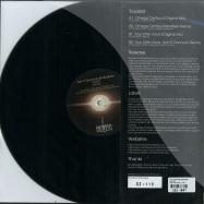 Back View : Ian O Donovan & Madben - DUAL EP - Electronical Reeds / erv002