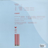 Back View : Remote - MINOS EP (FAIRMONT / HEADMAN RMXS) - Meant Records / meant016