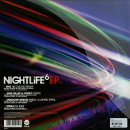Back View : Andy C presents - NIGHTLIFE 6 - PART 1 (2X12) - Ram Records / Ramm151