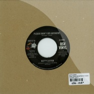 SOME THINGS ARE BETTER LEFT UNSAID (7 INCH)
