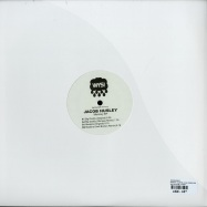 Back View : Jacob Husley - MEMORY (GLIMPSE/ AXEL BOMAN RMXS) - Wys! Recordings / WYS022