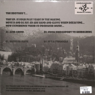 Back View : Move D And Jus-ed - BROTHERS EP (2x12 INCH) - Underground Quality / UQ059