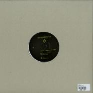 Back View : Leghau - CONSCIOUSLESS EP (180 G VINYL) - Abstract Animal / ANIMAL009