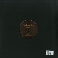 Back View : Trinidadian Deep - GUIDANCE EP - Rough House Rosie / RHR 011