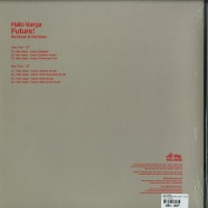 Back View : Halo Varga - BACK TO THE FUTURE (12INCH + 10 INCH) - All Inn / Allinn027
