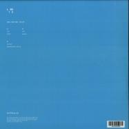 Back View : Cntrl / Matt Star - SPLIT EP - Leftback Records / LB012
