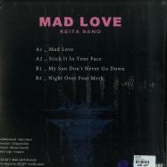Back View : Keita Sano - MAD LOVE - Mad Love / MAD 001