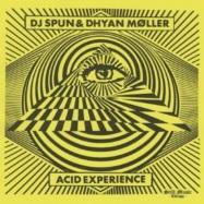 Back View : DJ Spun & Dhyan Moller - ACID EXPERIENCE (3X12 LP) - Stillmusic / STILLM3LP014