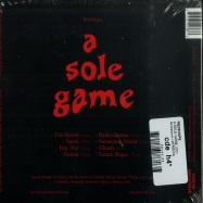 Back View : Redshape - A SOLE GAME (CD) - Monkeytown / MTR091CD