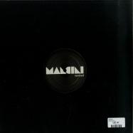 Back View : Mancini - REMIXED EP (VINYL ONLY) - Mancini / MNCN005
