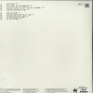 Back View : Moritz Simon Geist - ROBOTIC ELECTRONIC MUSIC (LP) - Sonic Robots Records / SRR 002 LP