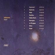 Back View : Loscil - SUBMERS (CD) - Kranky / KRANK058CD