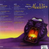 Back View : Various Artists - SONGS FROM ALADDIN O.S.T. (LP) - Walt Disney / 8740325