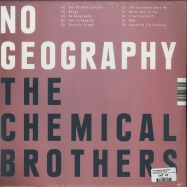 Back View : The Chemical Brothers - NO GEOGRAPHY (180G 2LP + MP3) - Freestyle Dust / XDUSTLP11 / 7728691