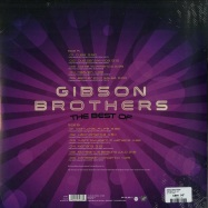 Back View : Gibson Brothers - THE BEST OF (LP) - Zyx / SIS 1043-1