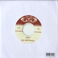 Back View : Sami Linna Quartet - MODE FOR TOMORROW (7 INCH) - Timmion Records / TR731 / NL-006