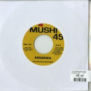 Back View : The Ethiopian Brothers - ASHADWA - PART 1 (7 INCH) - Mushi 45 / MSH104