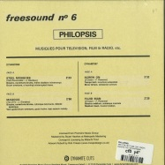 Back View : Various Artists - PHILOPSIS (2X7 INCH) - Dynamite Cuts / DYNAM7066/67