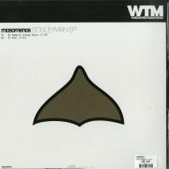 Back View : Masomenos - SOULEYMAN EP - Welcome to Masomenos / WTM044