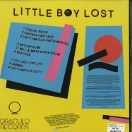 Back View : Little Boy Lost - VESTIGES (12 INCH+ 7 INCH DELUXE EDITION) - Oraculo Records / OR60