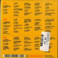 Back View : Various Artist - DRUM & BASS ARENA (3XCD) - AEI Music  / DNBA034CD