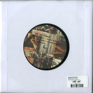 Back View : JK Flesh / Submerged - OHM7104 (7 INCH) - Ohm Resistance / OHM7104