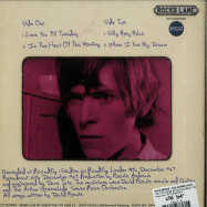 Back View : David Bowie - THE TOP GEAR EP (PURPLE 7 INCH) - Rocks Lane / KITTY27EP007-C