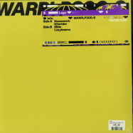 Back View : Plaid - PEEL SESSION 2 (EP + MP3) - Warp Records / WARPLP300-9