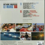 Back View : Various Artists - LE MANS 66 O.S.T. (CLEAR LP) - Walt Disney Records / 8743504