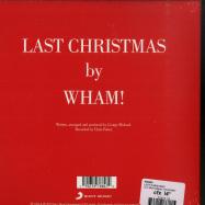 Back View : Wham! - LAST CHRISTMAS (LTD WHITE 7 INCH) - Sony Music / 19075978847