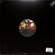 Back View : Pawel Kobak / Callisto / Dkma / Mateo & Matos / Vincent Floyd - DEEP IN TIME EP (ADAM JACE MIX) (140 G VINYL) - 14th Level Of Paradise / 14THLOP 4