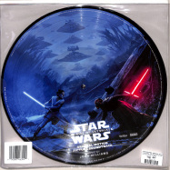 Back View : John Williams - STAR WARS: THE RISE OF SKYWALKER O.S.T. (PICTURE 2LP) - Walt Disney Records / 8746302